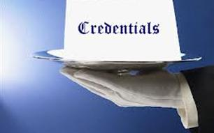 Credentials  >> Use Of Credentials How To Properly Use Your Nbrc Credential S